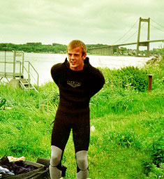 Rasmus er ved at blive klar